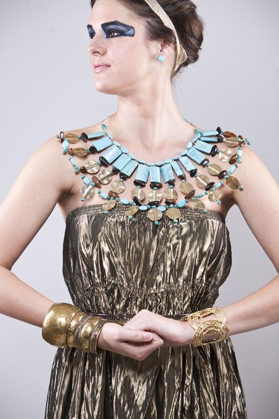 Homemade Halloween Cleopatra  sc 1 st  Pinterest & Homemade Halloween: Cleopatra | Cleopatra Homemade halloween and ...
