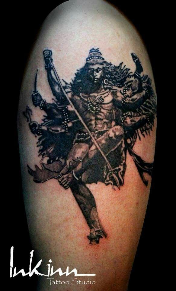 Shiva tattoo more to go … | Shiva tattoo, Mahadev tattoo ...