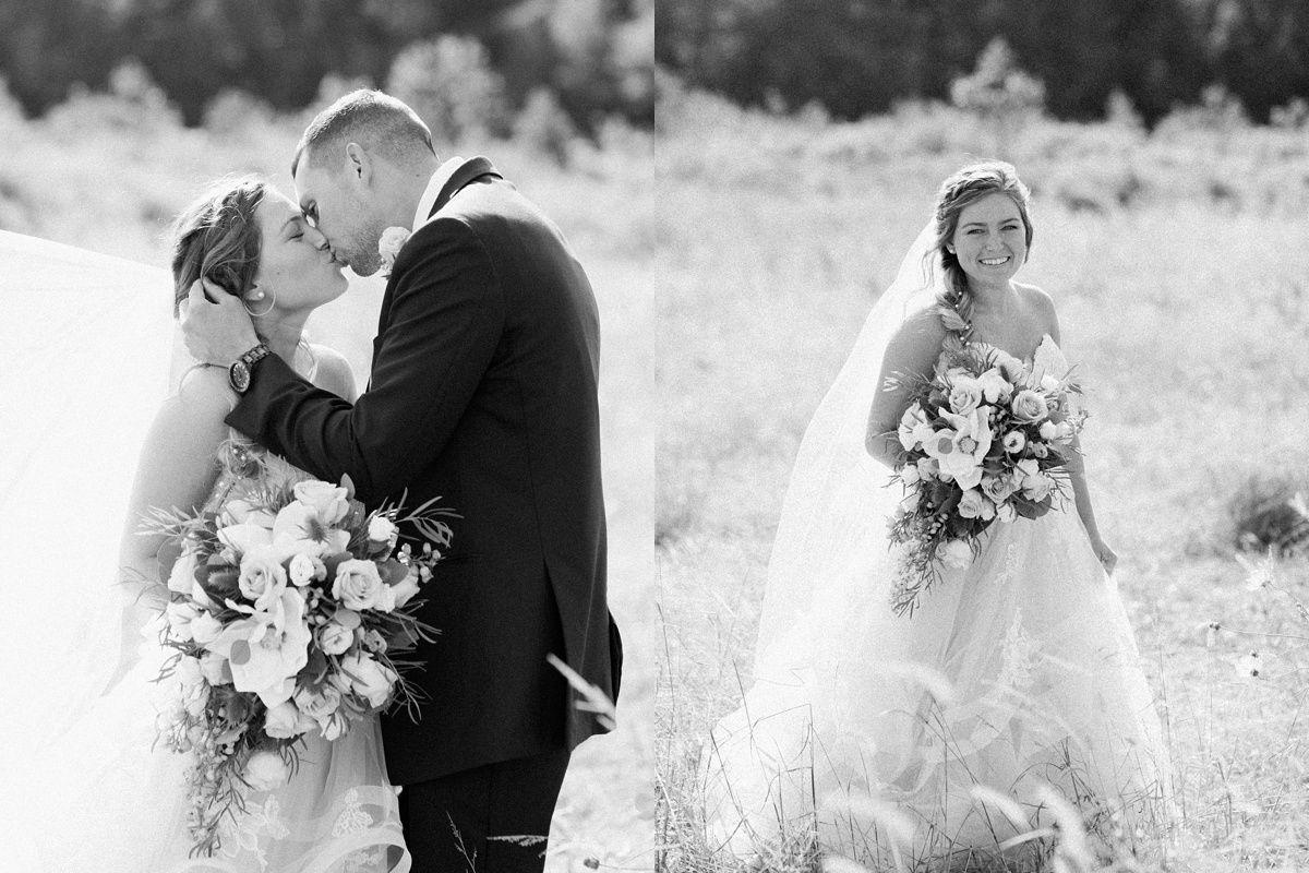 A Rustic, Dusty Blue Wedding \ Philadelphia Wedding