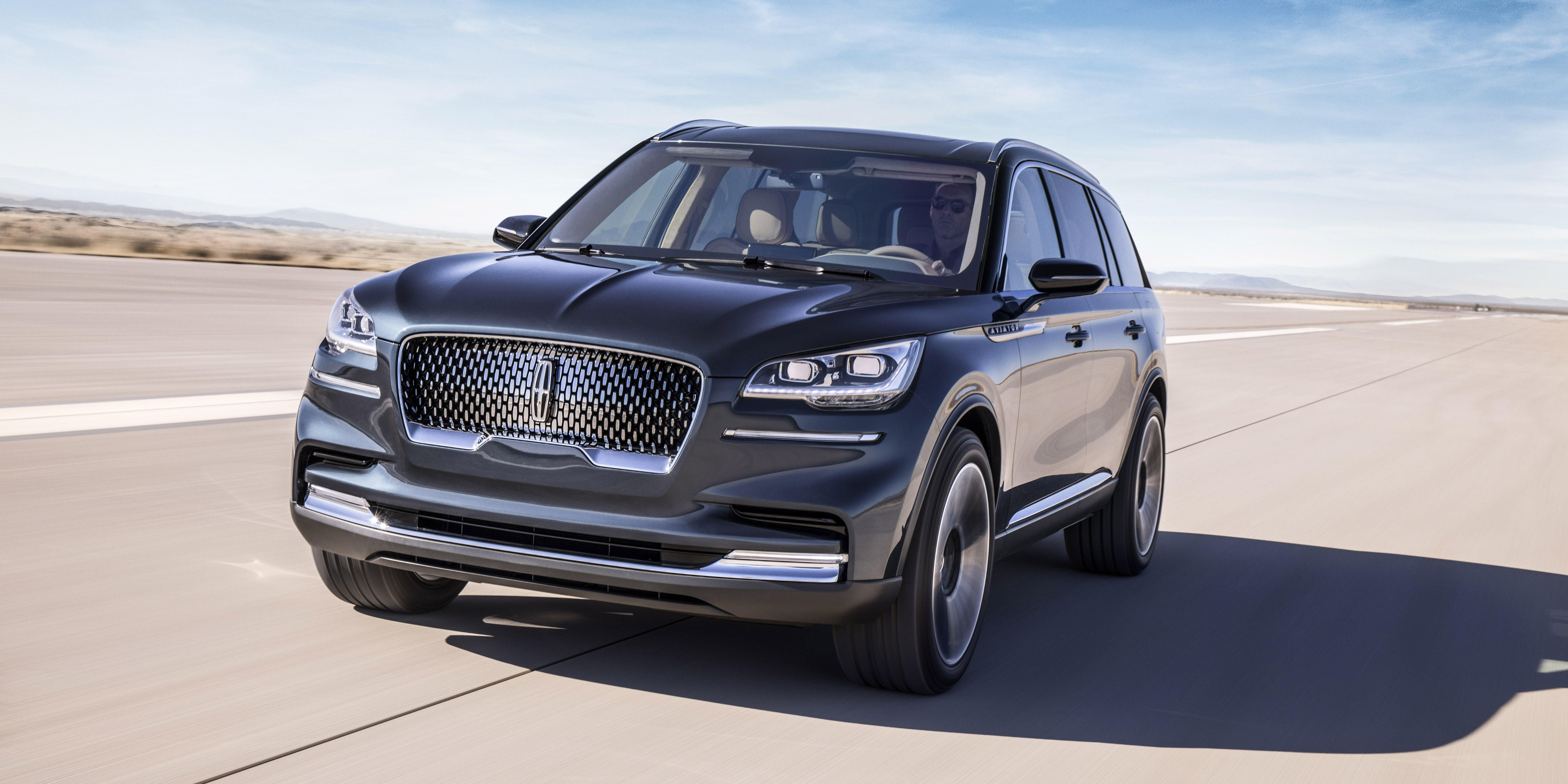 All the new SUVs from the 2018 New York Auto Show From