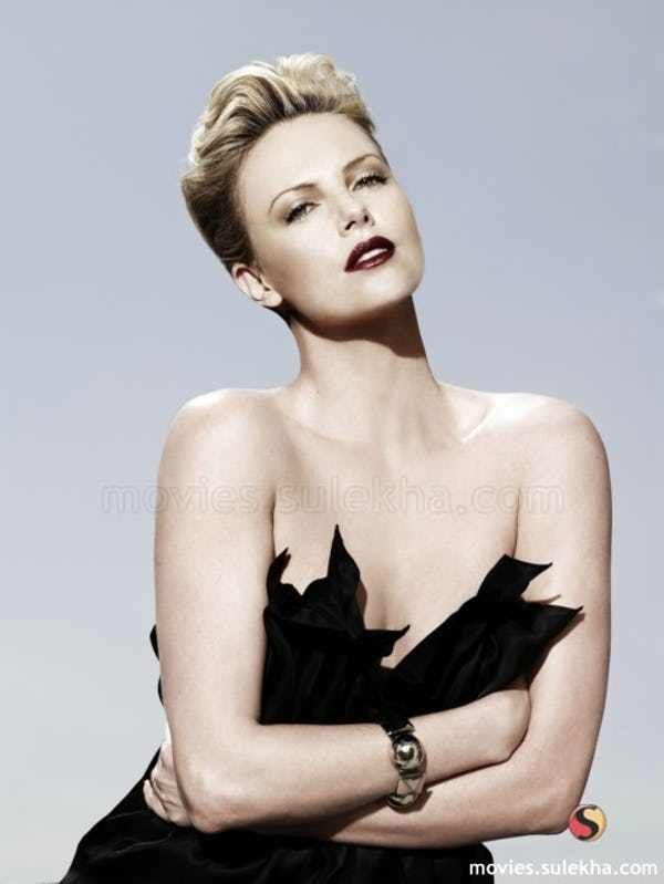 Photos of Charlize Theron, one of the hottest girls in ...