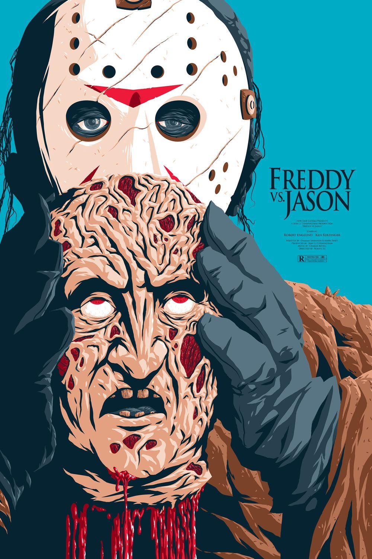 Freddy Vs Jason Vs Ash Wallpaper