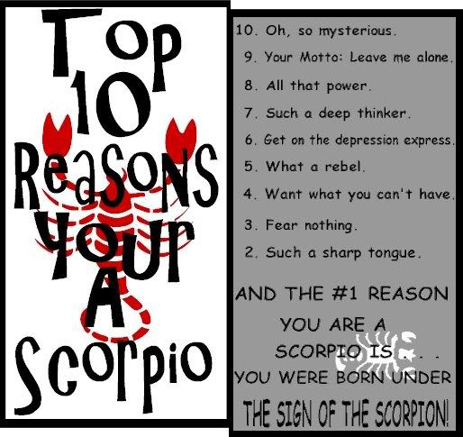 SEXY SCORPIO PICS - Yahoo Image Search Results | SCORPIO