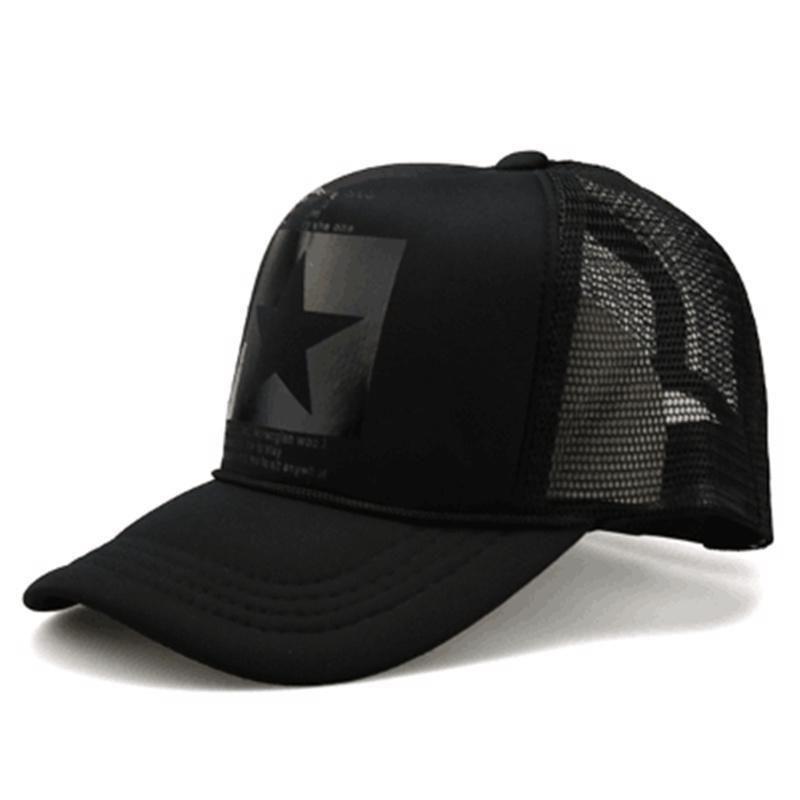 5.99 - Cap Mesh Gorras Summer Baseball Hats Women Hat Men Hip Caps Sun  Trucker Hop  ebay  Fashion a8d8bf6644b