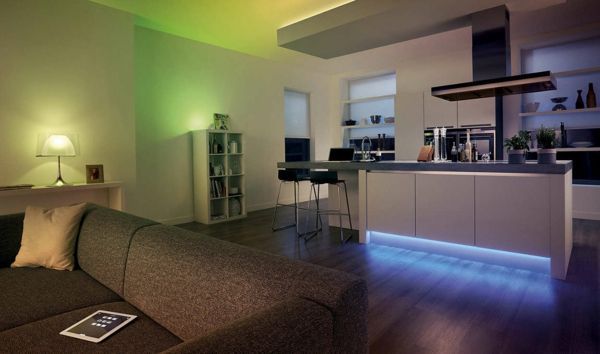 indirekte led beleuchtung indirekte beleuchtung wohnzimmer - wohnzimmer beleuchtung indirekt