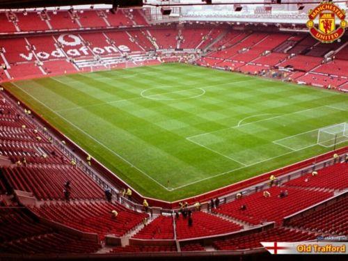 Old Trafford (manchest united)