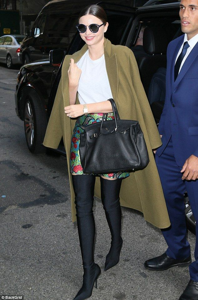 b4d2e2890f8d The big day  Miranda Kerr will spend the tail end of the first Monday in  May in haute couture