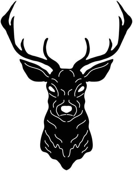 projects ideas dear head. Project ideas  Deer Head Free DXF file DXFforCNC com files Cut Ready CNC