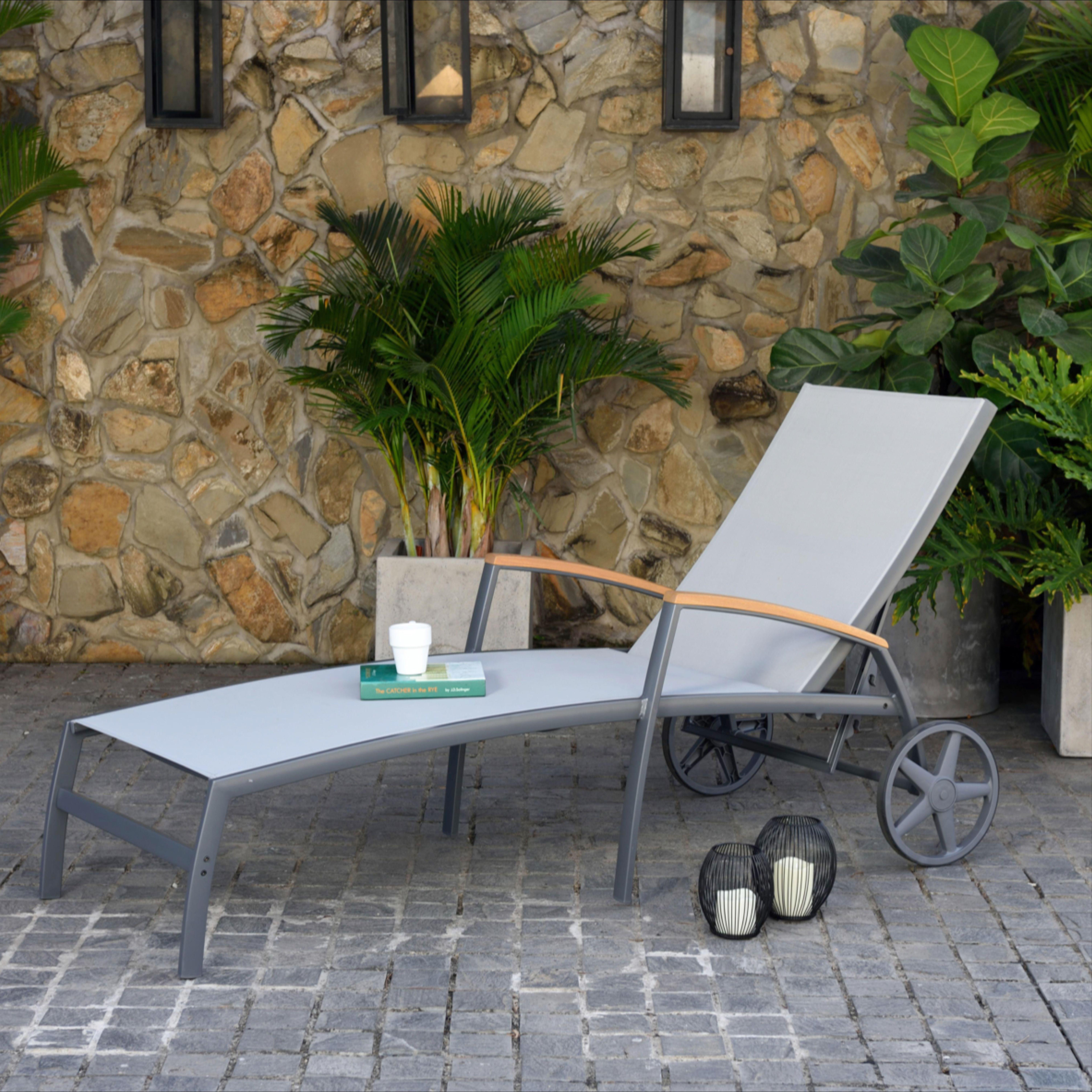 Gartenliege Aus Texteline Eukalyptus Massiv Gartenliege Gartenliege Aluminium Aussenmobel