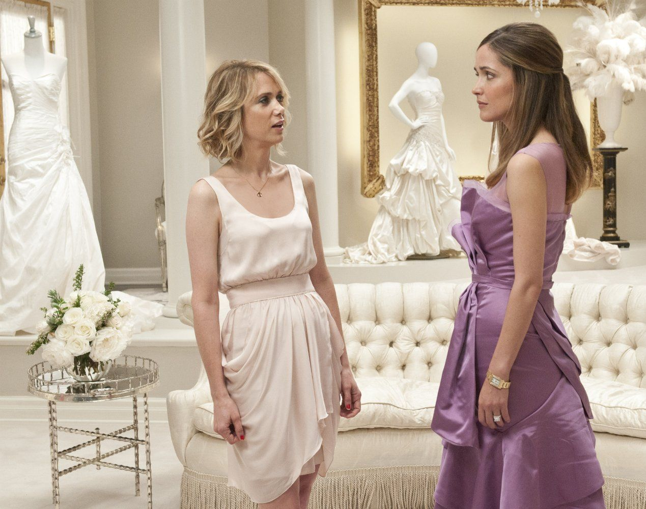 Rose byrne and kristen wiig in bridesmaids 2011 moviestv rose byrne and kristen wiig in bridesmaids 2011 bridesmaids 2011bridesmaid dressesbridesmaids moviewedding ombrellifo Gallery