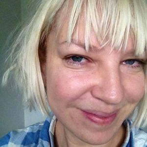 Sia without makeup. #nakedfaceproject