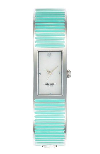 'carousel' bangle watch