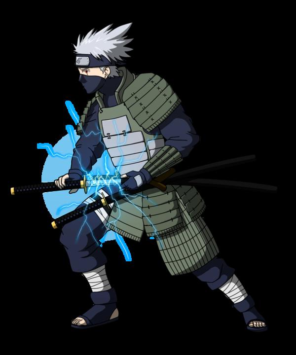 Kakashi Samurai by lilomat
