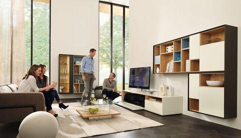 Wonen hülsta - Die Möbelmarke aankoop interieur Pinterest - hülsta möbel wohnzimmer