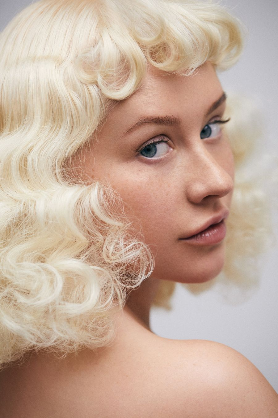 Buy Aguilera Christina short 40s hairstyle pictures pictures trends