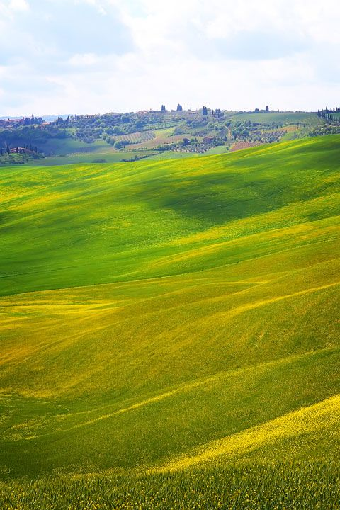 San Quirico d'Orcia, Tuscany, Italy, province of Siena