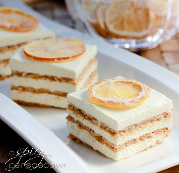 Layered Jello Mousse Cake Recipe Yummies Pinterest Layered