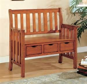 arts and crafts style bench - - Yahoo Image Search Results