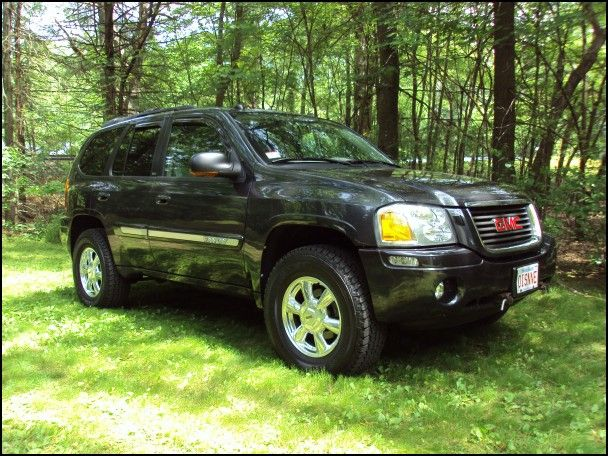 2005 Gmc Envoy Tire Size Tyre Size Gmc Envoy Gmc