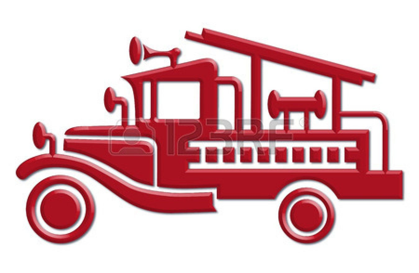 small resolution of vintage fire truck clipart clipart panda free clipart images