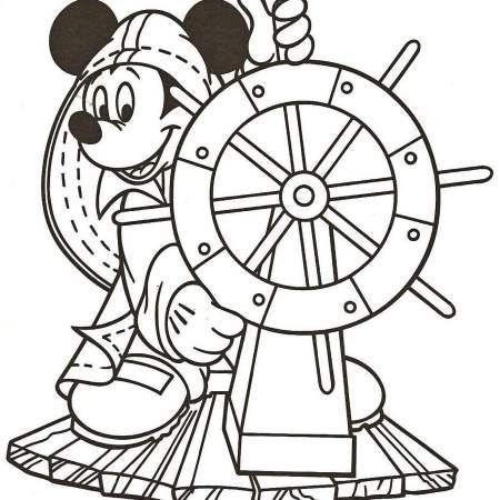 Disney Mickey Mouse Cruise Coloring Pages Kids Travel Journal Disney Coloring Pages Coloring Pages
