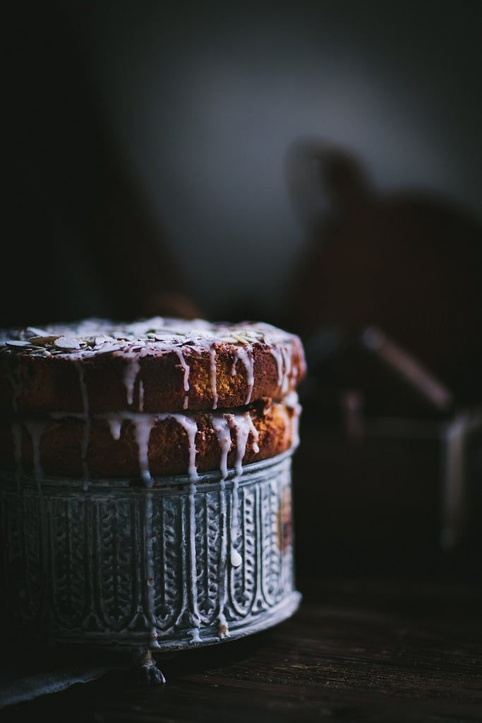 The Best Gluten-Free Cake + A Polder's Giveaway - Adventures in Cooking https://adventuresincooking.com/autumn-oat-pumpkin-and-almond-cake/