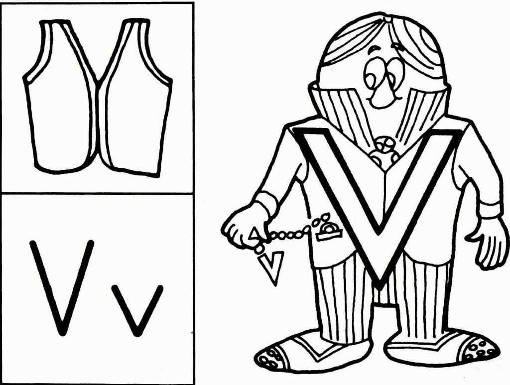 Letter People Coloring Pages Letter People People Coloring Pages Coloring Pages