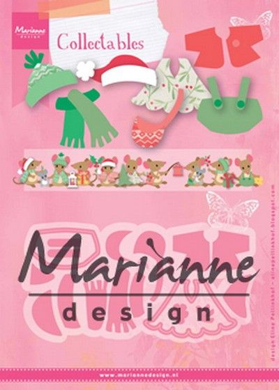 Image result for Marianne Design collectables eline's outfits