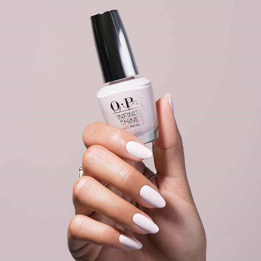 OPI Lisbon Infinite Shine Nail Lacquer Collection, a professional 3 ...