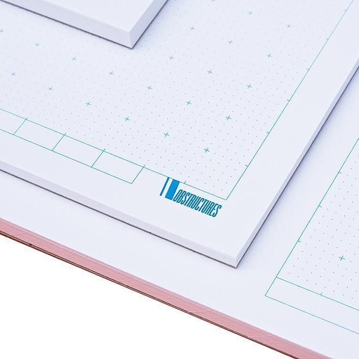 Grid / Isometric drawing and drafting paper THINGS WE MAKE