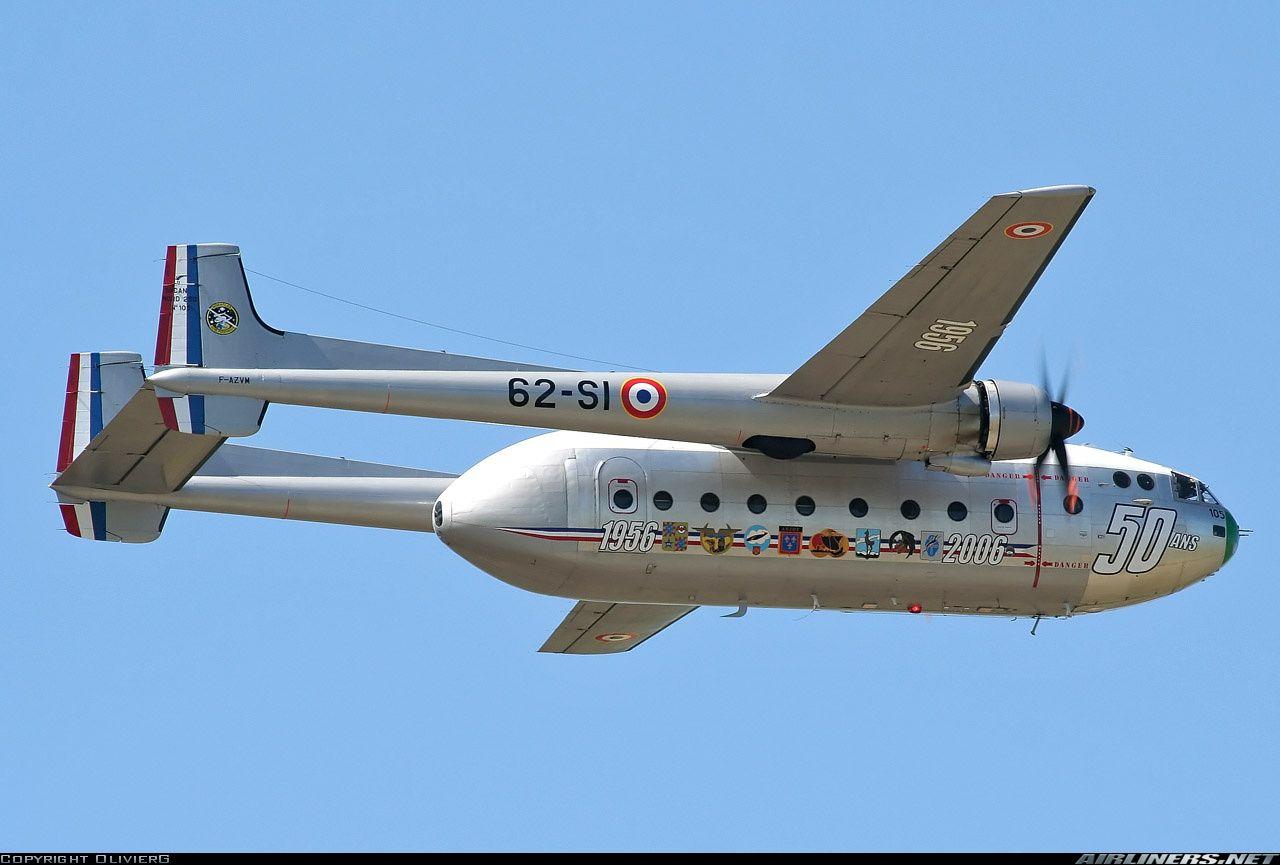 Nord 2501 Noratlas  ATLAS Military Aircraft WORLD WAR II Bomber
