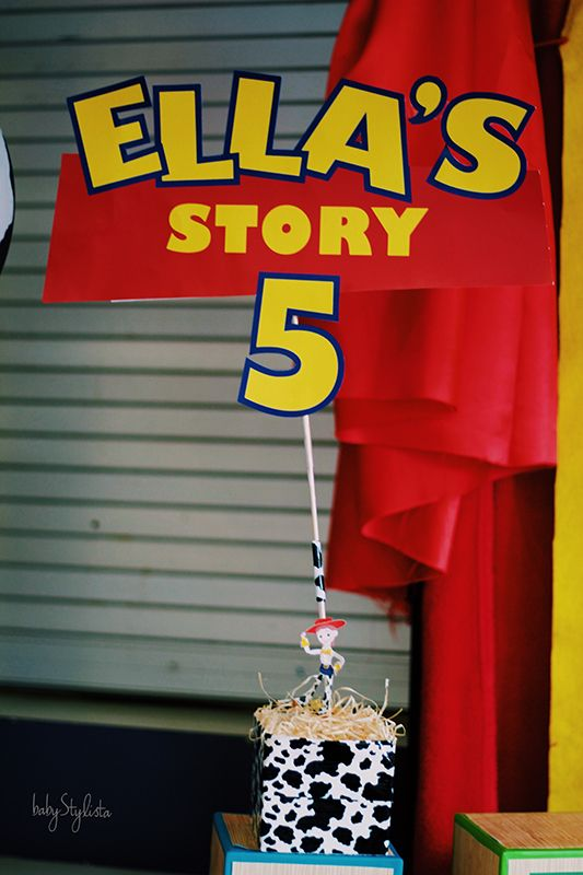 A DIY Jessie Toy Story Party on a Budget  PREPARATION toy story