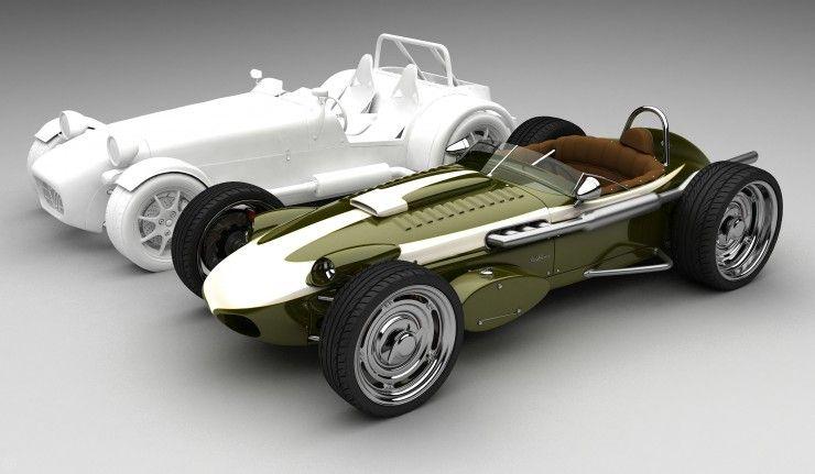 Caterham 7 Indy Custom
