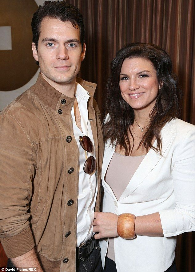 Henry Cavill and Gina Carano 'split for a second time ...