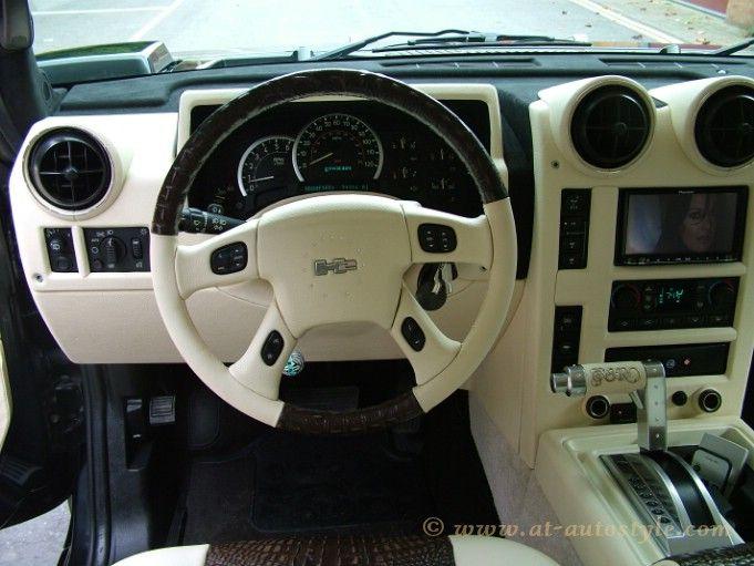 Jeep Hummer H2 Interior