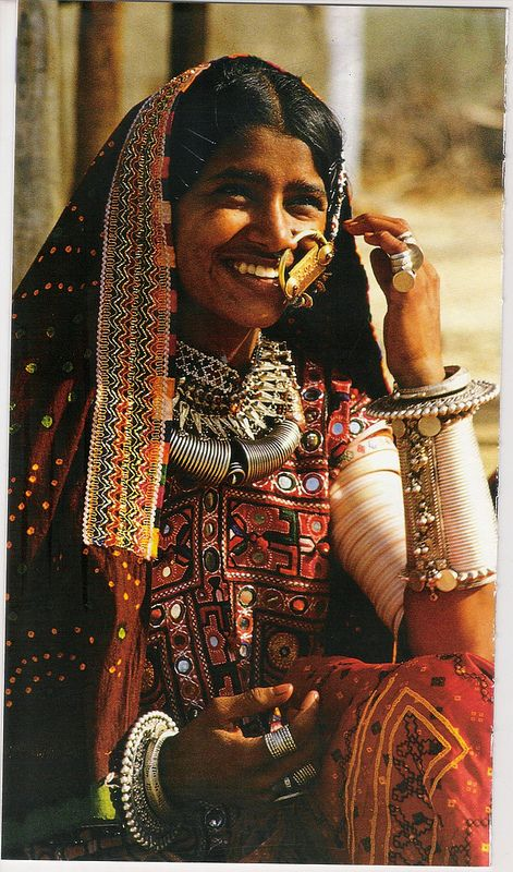 Rajasthan Traditional dress for Women