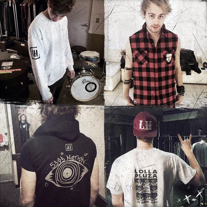 We designed some new merch! Check it out on our webstore http://5sosf.am/2YOryx