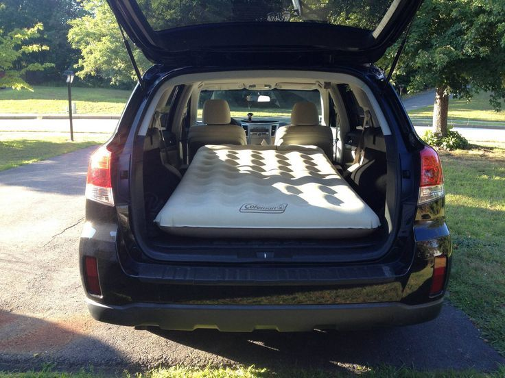 Nice Subaru 2017 Ultimate Outback Car Camping Thread Page 26