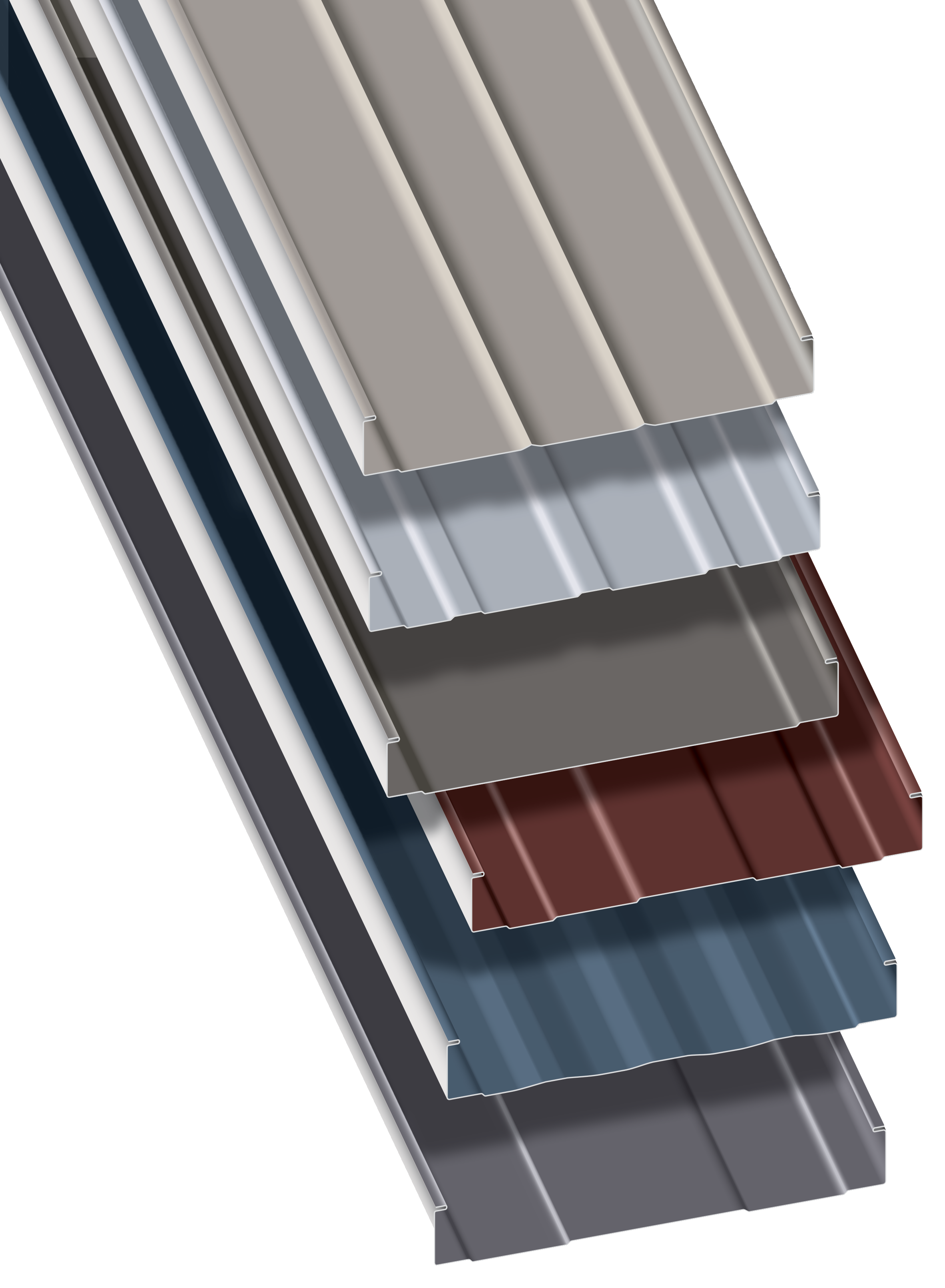 New T Armor Series Structural Standing Seam Roof System