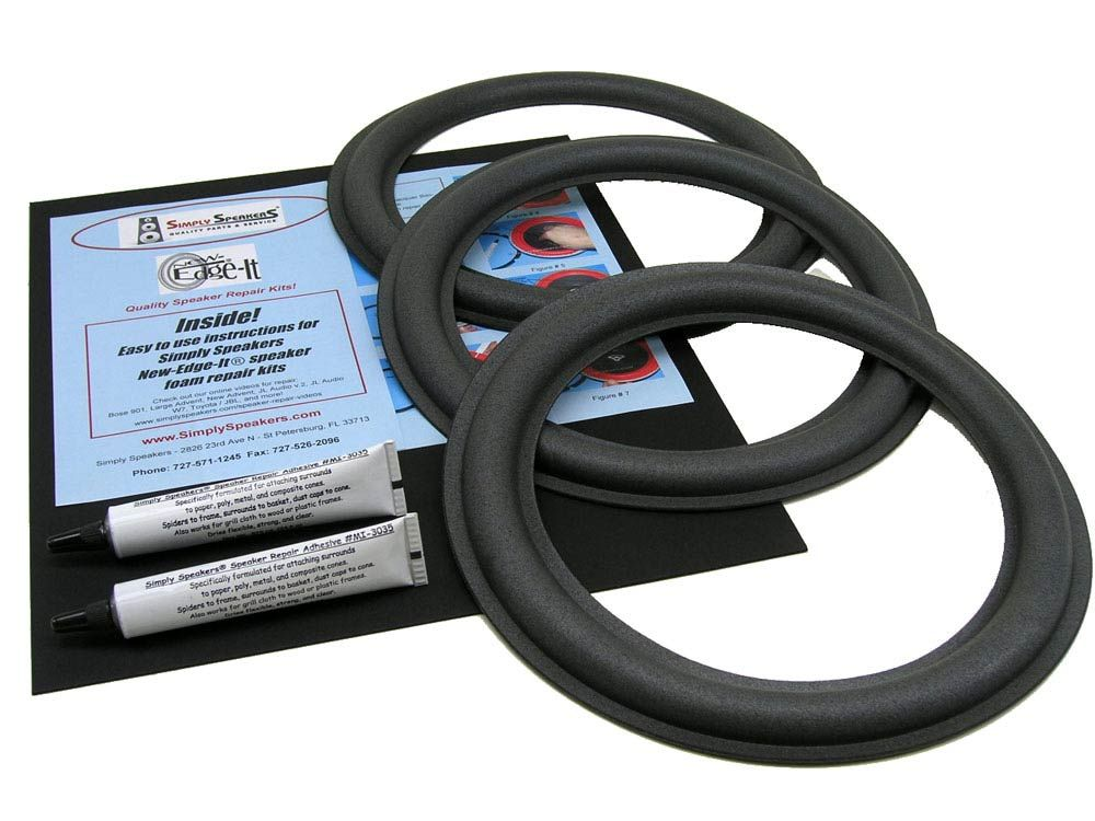 "JL Audio 10"" Triple Foam Speaker Repair Kit FSK10JL3"