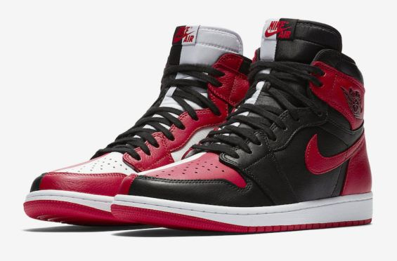 Official Images: Air Jordan 1 Retro High OG Homage To Home | Air jordan,  Retro and Sneaker heads