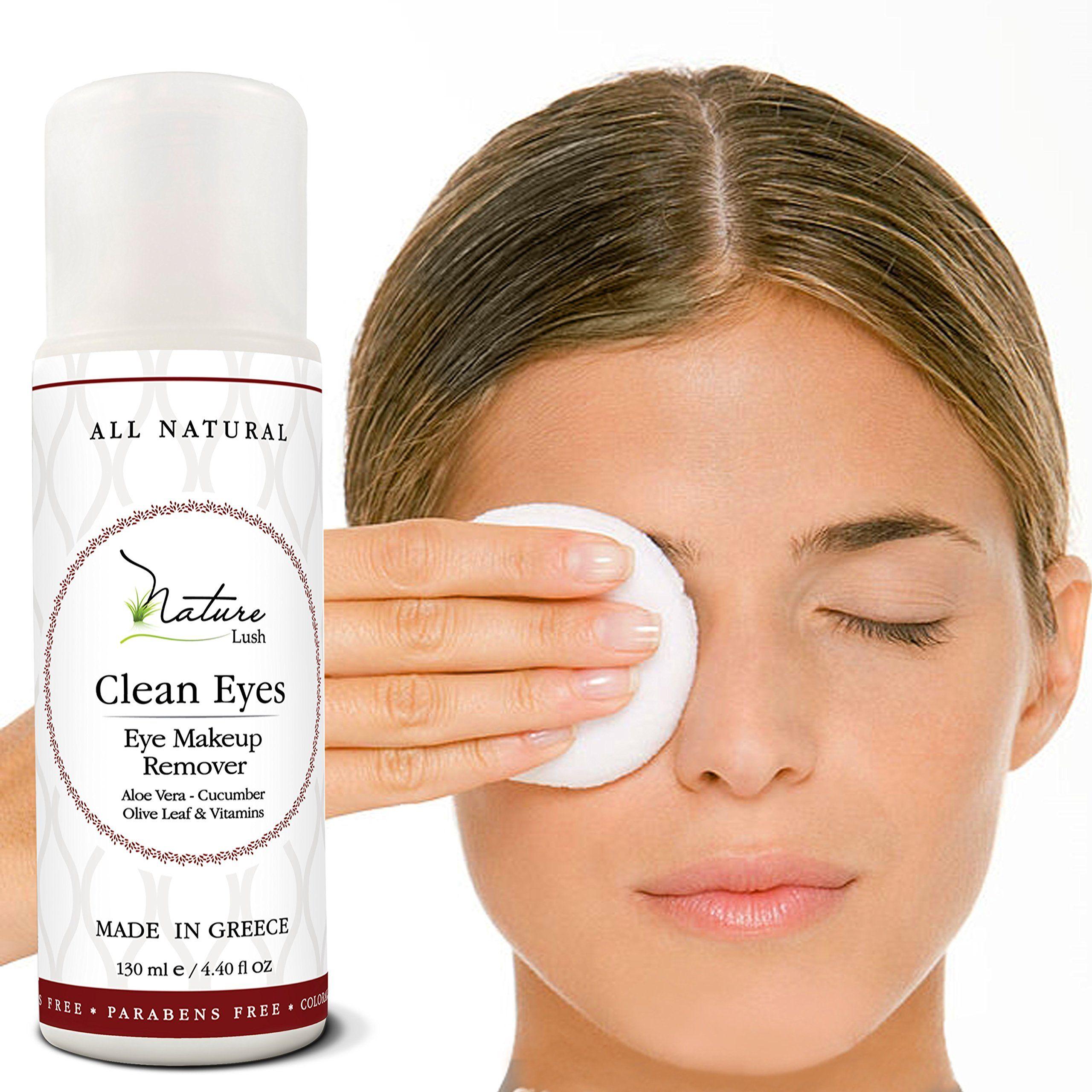 The Best Natural Eye EyeMakeupRemover Eye makeup