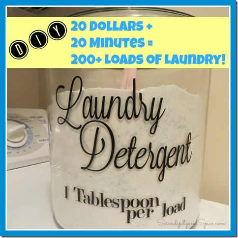 How To Make Laundry Detergent For Sensitive Skin Laundry