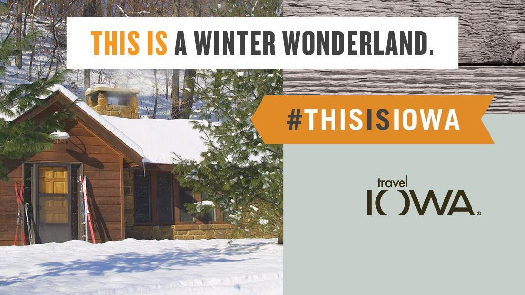 Cabin Fever Plan A Winter Getaway State Park Cabins Cabin Iowa