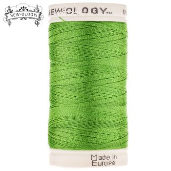 Golden Yellow Polyester Embroidery Thread Embroidery Thread