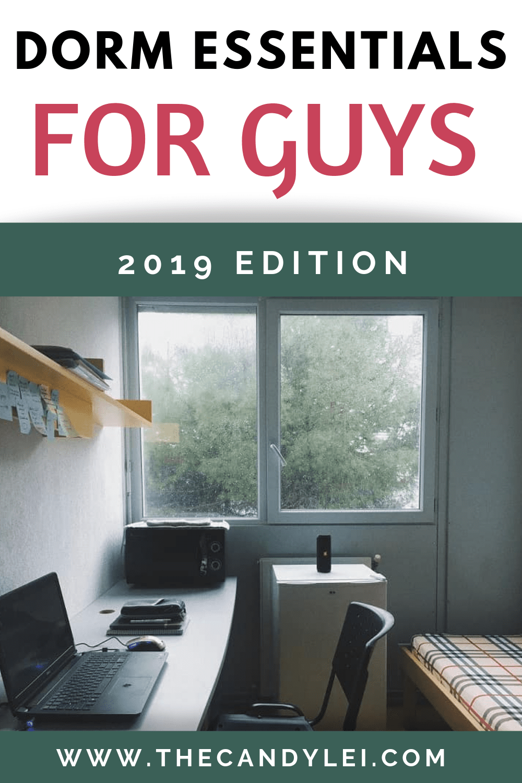Best Dorm Essentials for Guys in 2019 | professional | Dorm