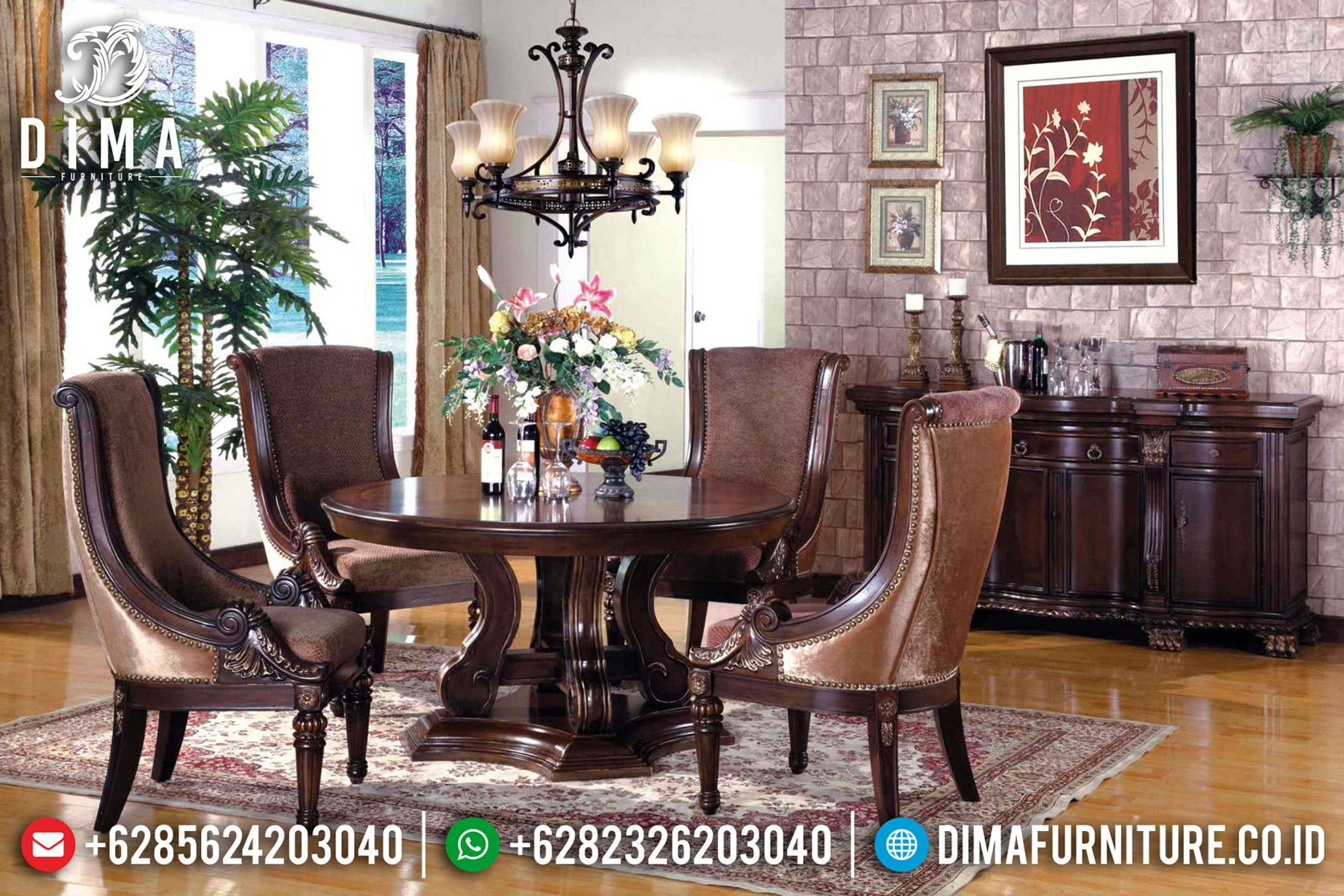 35++ Round dining room table sets with leaf Trending
