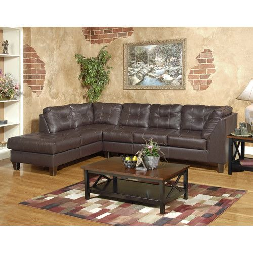 American Freight Furniture Forsythe: Found It At Wayfair - Sectional