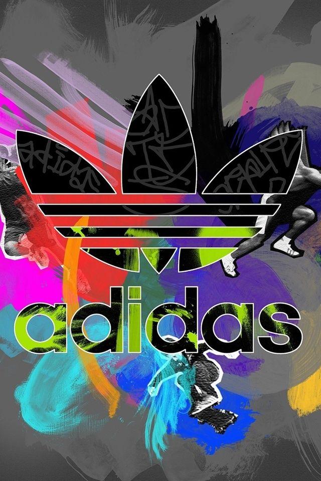 colorful adidas logo puletasi adidas logo