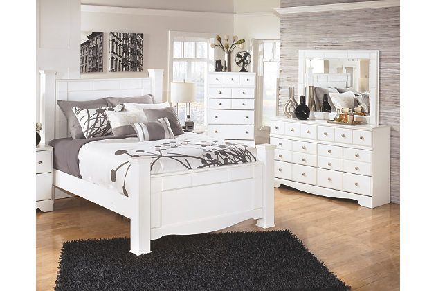 Weeki 5 Piece Queen Master Bedroom By Ashley Homestore